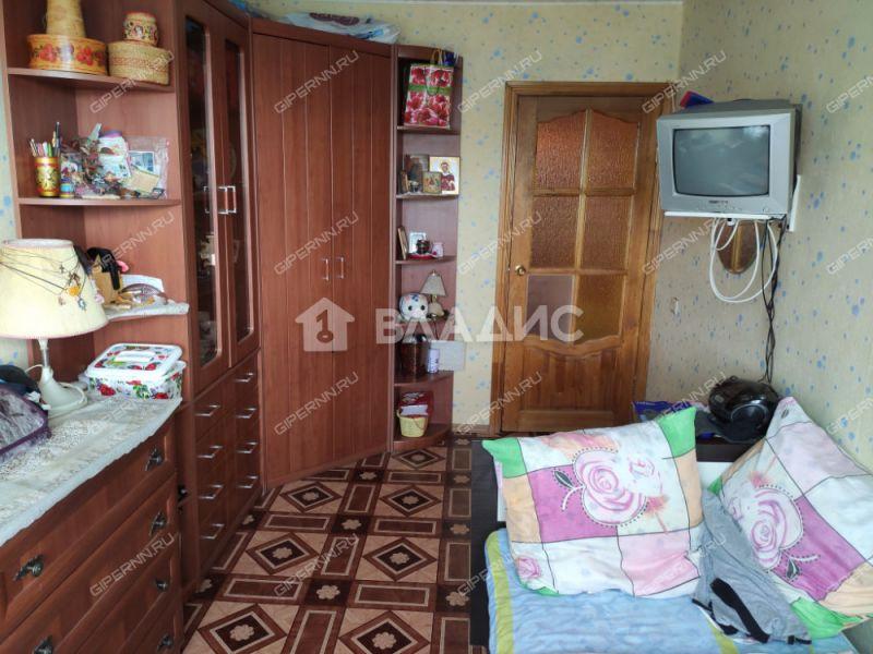 трёхкомнатная квартира на улице Пушкина дом 21 посёлок Кудьма