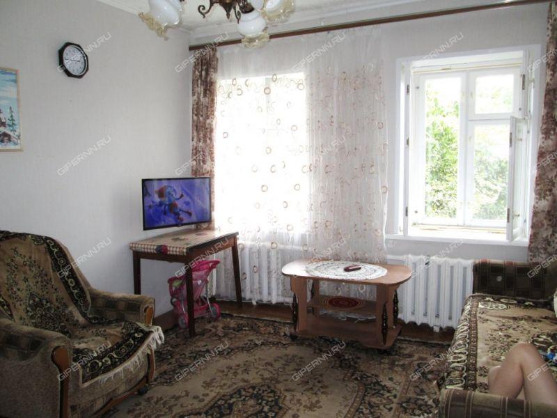 дом на улице Куликова рабочий посёлок Выездное