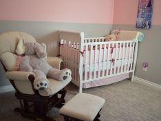 Как оформить детскую комнату для настоящей принцессы